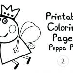 Printables Peppa Pig Exclusive Peppa Pig Christmas Coloring Pages – Lifewiththepeppers