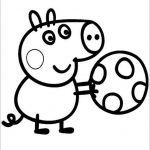 Printables Peppa Pig Marvelous List Of Pinterest Peppa Party Ideas Coloring Pages Pictures