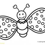 Pritable Coloring Pages Brilliant butterfly Coloring Page Printable Elegant butterfly Coloring Pages