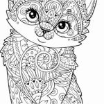 Puppies and Kittens Coloring Pages Best New Puppy and Kitten Coloring Sheets – Exad