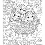 Puppy Coloring Book Inspired Pin by Annie Walter On Adult Coloring