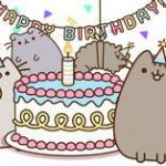Pusheen the Cat Birthday Creative 20 Best Donut Pusheen Party Images In 2017