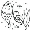 Pusheen the Cat Birthday Inspirational Pusheen Cat Coloring Pages