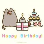 Pusheen the Cat Birthday Marvelous Best Cakes Birthdays and Free Timeline Templates for