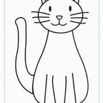 Pusheen the Cat Coloring Pages Excellent Cat Coloring Pages