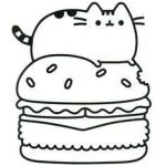 Pusheen the Cat Coloring Pages Inspiration 88 Best Pusheen Coloring Pages Images In 2017