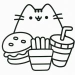 Pusheen the Cat Coloring Pages Pretty Free Cat Coloring Pages Lovely Awesome Free Printable Hello Kitty