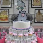Pusheen the Cat Party Best 57 Best Pusheen Cakes Images In 2018