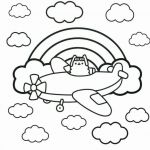 Pusheen the Cat Pictures Brilliant Cat Coloring Sheets Fabulous Drawings Cat Coloring Viewfromthedock