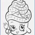 Queen Cupcake Shopkin Creative Coloring Pages Cupcakes