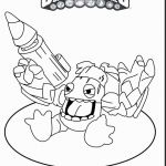 Queen Cupcake Shopkin Elegant Lovely Shopkin Coloring Page 2019