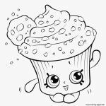 Queen Cupcake Shopkin Inspiration New Shopkins Birthday Cake Coloring Pages – Kursknews