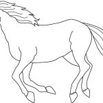 Race Horse Coloring Pages Amazing Horse Coloring Book Pages – Ajandekfo