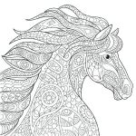 Race Horse Coloring Pages Awesome Horse Coloring Book Pages – Ajandekfo