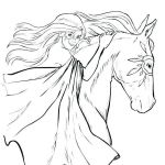 Race Horse Coloring Pages Exclusive Kids Packing List Free Printable Pin It Coloring Pages Halloween Hard