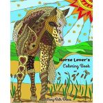 Race Horse Coloring Pages Pretty Horse Lover S Coloring Book 1 Volume 1 Mary Beth Brace