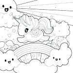 Rainbow Coloring Books Elegant Rainbow and Unicorn Coloring Pages – Dropshipwebsites