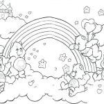 Rainbow Coloring Books Pretty Rainbow and Unicorn Coloring Pages – Dropshipwebsites