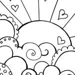 Rainbow Coloring Sheet Brilliant Inspirational Noah and Rainbow Coloring Page – Dazhou