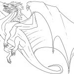 Realistic Dragon Coloring Page Elegant Free Printable Dragon Coloring Pages for Kids
