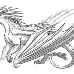 Realistic Dragon Coloring Page Inspirational 25 Marvelous Of Dragon Coloring Pages for Adults Birijus