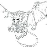 Realistic Dragon Coloring Page Inspirational Dragon Color Sheet – Providentparksquarefo