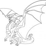 Realistic Dragon Coloring Page Inspirational Free Printable Dragon Coloring Pages for Kids