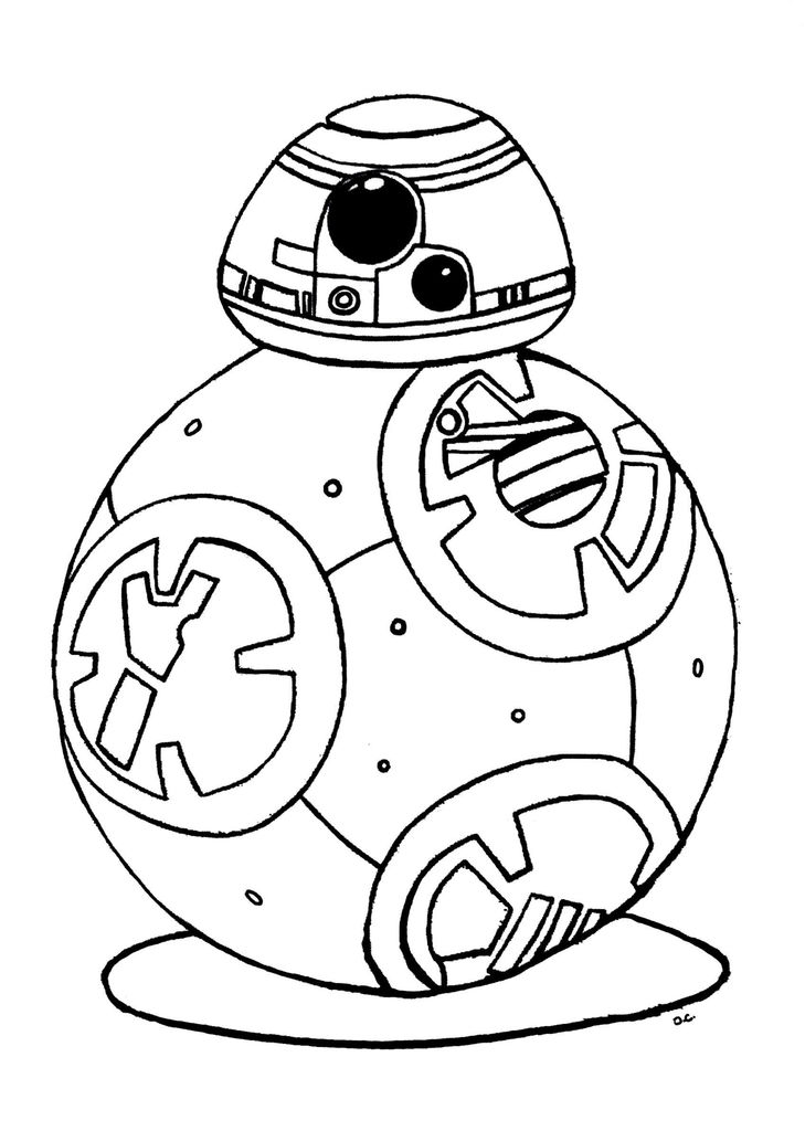 Robot From Star Wars 7 Awesome New Star Wars Robot Coloring Pages – Kursknews