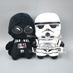 Robot From Star Wars 7 New 2019 2016 New Star Wars 7 Plush toys Cartoon Stormtrooper Darth