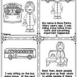 Rosa Parks Printable Awesome 38 Best 3rd Grade Projects Images In 2016