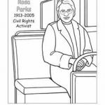 Rosa Parks Printable Inspiration 101 Best Happy Rosa Parks Day 12 1 1955 Images In 2016