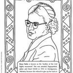 Rosa Parks Printable Pretty 101 Best Happy Rosa Parks Day 12 1 1955 Images In 2016