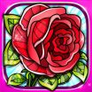 Rose Coloring Pages Awesome Flowers Coloring Pages for Adult with Rose Mandala by Roman Safronov