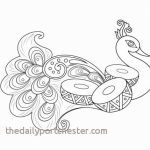 Rose Coloring Pages Inspiring Peacock Coloring Page Unique Advanced Peacock Coloring Pages New
