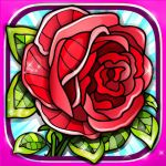 Rose Flower Coloring Pages Amazing Flowers Coloring Pages for Adult with Rose Mandala by Roman Safronov