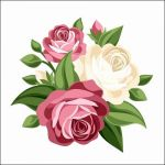 Rose Flower Coloring Pages Inspiration Lovely Roses Bouquet Coloring Pages – Exad