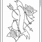 Rose Flower Coloring Pages Pretty Flowers Vases Flower Vase Coloring Page Pages Flowers In A
