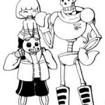 Sans Coloring Page Awesome 21 Best Undertale Coloring Pages Images In 2018