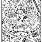 Sans Coloring Page Exclusive Lovely Flower Coloring Page 2019