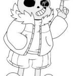 Sans Coloring Page Inspiration 21 Best Undertale Coloring Pages Images In 2018