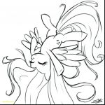 Sans Coloring Page Inspiration Beautiful Princess Rainbow Dash Coloring Pages androsshipping