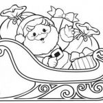 Santa Claus Coloring Books Brilliant Santa Claus Coloring Pages Merry Christmas Honkingdonkey