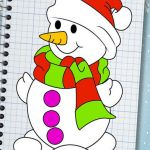 Santa Claus Coloring Books Inspiration New Year Coloring Book Christmas Santa Claus Game