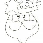 Santa Claus Coloring Books Wonderful Free Printable Santa Claus Coloring Page Christmas Winter