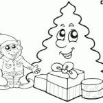 Santa Claus Coloring Excellent Inspirational Elf and Santa Coloring Pages – Howtobeaweso