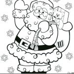 Santa Claus Coloring Pages Amazing Coloring Pages Presents – Club Osijek