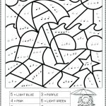 Santa Claus Coloring Pages Elegant Santa Claus Printable Color by Number Page Hard Christmas Coloring