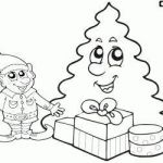 Santa Claus Pictures to Print Inspired Inspirational Elf and Santa Coloring Pages – Howtobeaweso