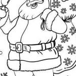 Santa Claus Pictures to Print Marvelous √ Santa Claus Coloring Pages and Coloring Page Christmas Santa