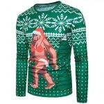 Santa Claus Pictures to Print Marvelous the Europe United States Festival atmosphere Year Buy tops & Tees